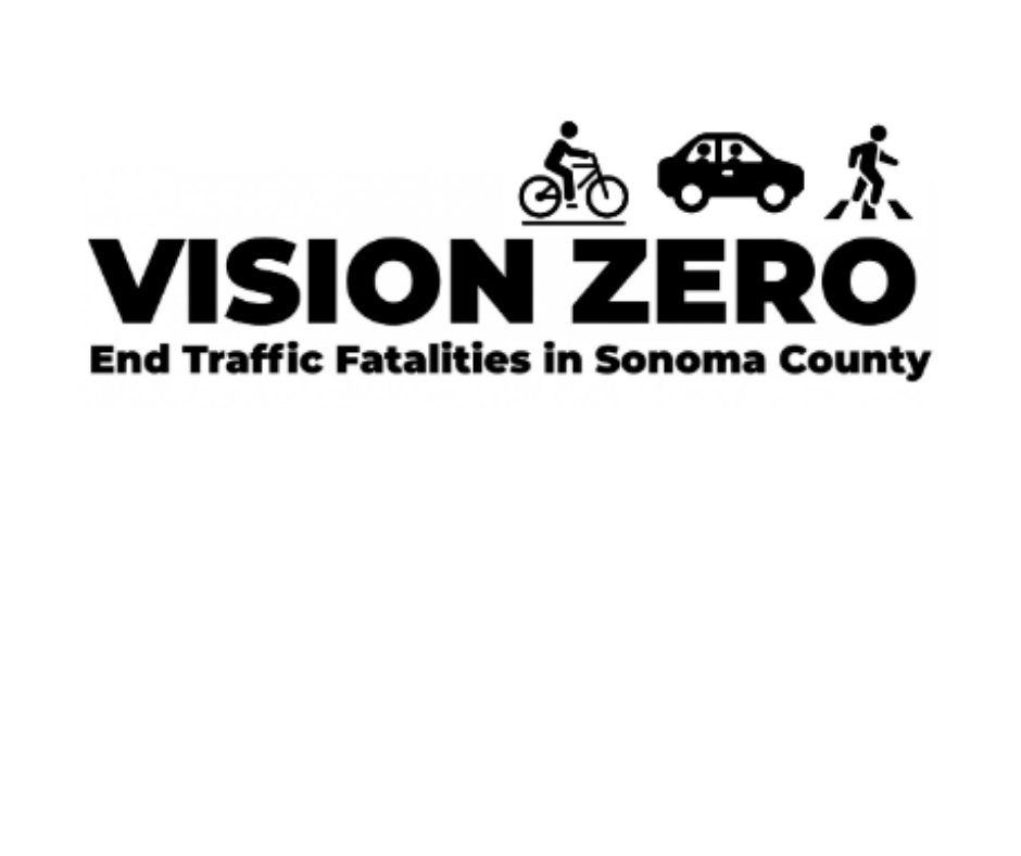 11/18: Take the Vision Zero Survey and Help End Traffic Fatalities in Sonoma County
