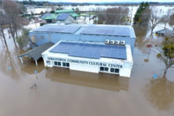 Sebastopol to Receive $1.5 Million for Flood Recovery